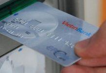 làm thẻ atm viettinbank online