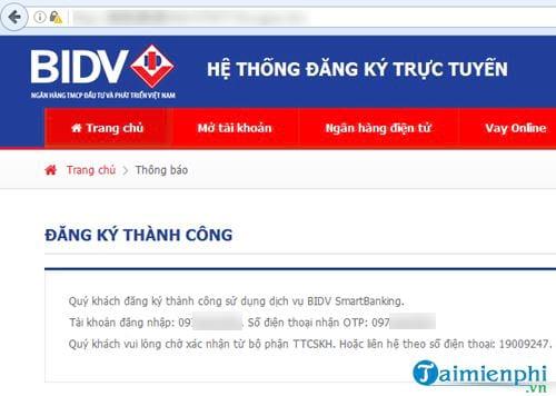 lam the atm bidv online