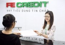 Làm thẻ tín dụng FE Credit