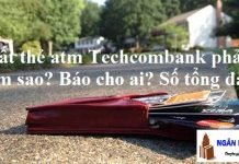 lam lai the techcombank bi mat