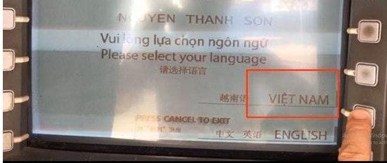 quen mat khau the atm agribank thi phai lam sao