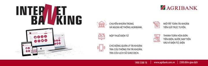 Internet Banking Agribank co chuyen khac ngan hang duoc khong