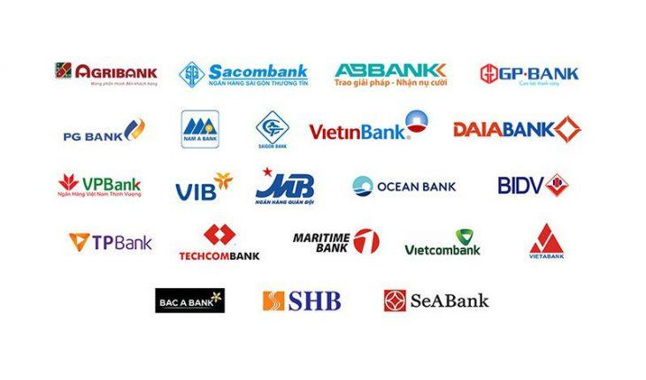 agribank chuyển khoản được cho những ngân hàng nào