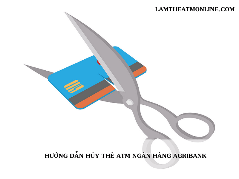 Cach huy the atm agribank
