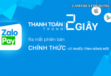 chuyen tien qua zalopay co mat phi khong