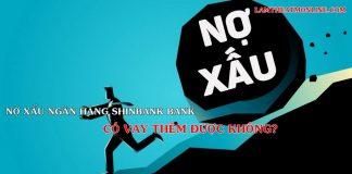 no xau ngan hang shinbank bank