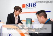 vay tin chap ngan hang shb finance