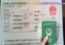 xin visa di trung quoc co cang chung minh tai chinh khong
