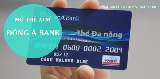 Lam the atm donga