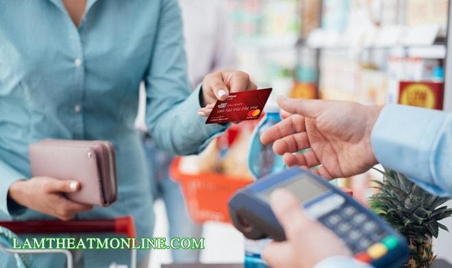cach lam the Mastercard Vietcombank