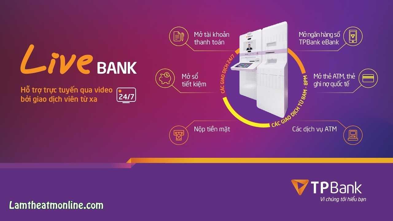 LiveBank TPBank la gi