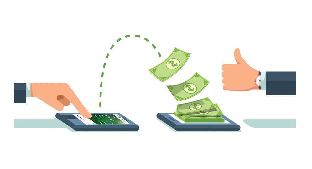 ứng dụng chuyển tiền không mất phí