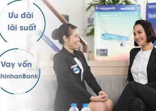 ngan hang shinhan bank cho cong nhan samsung vay tien