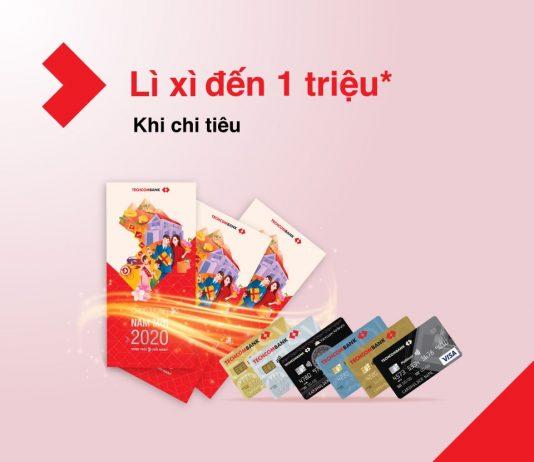 lam the ngan hang techcombank mat bao lau