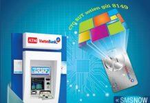 rut tien khong can the vietinbank