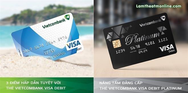 huy the visa debit vietcombank