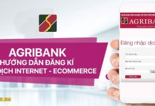 dang ky dich vu ecommerce agribank