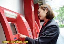 rut tien atm techcombank co mat phi khong