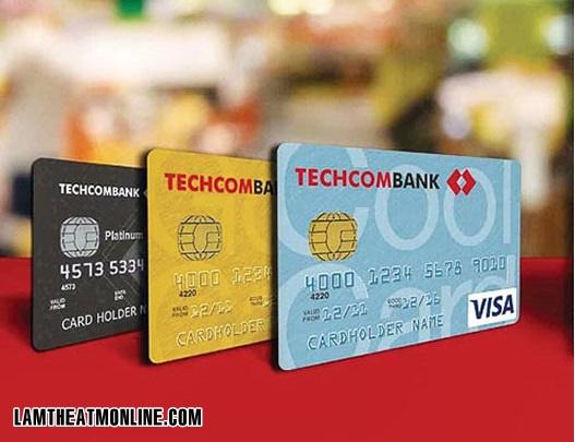 cach mo khoa the atm techcombank