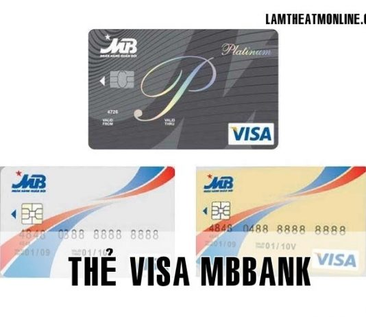 cach rut tien the visa mb