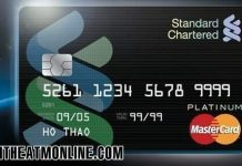 doi ma pin the standard chartered