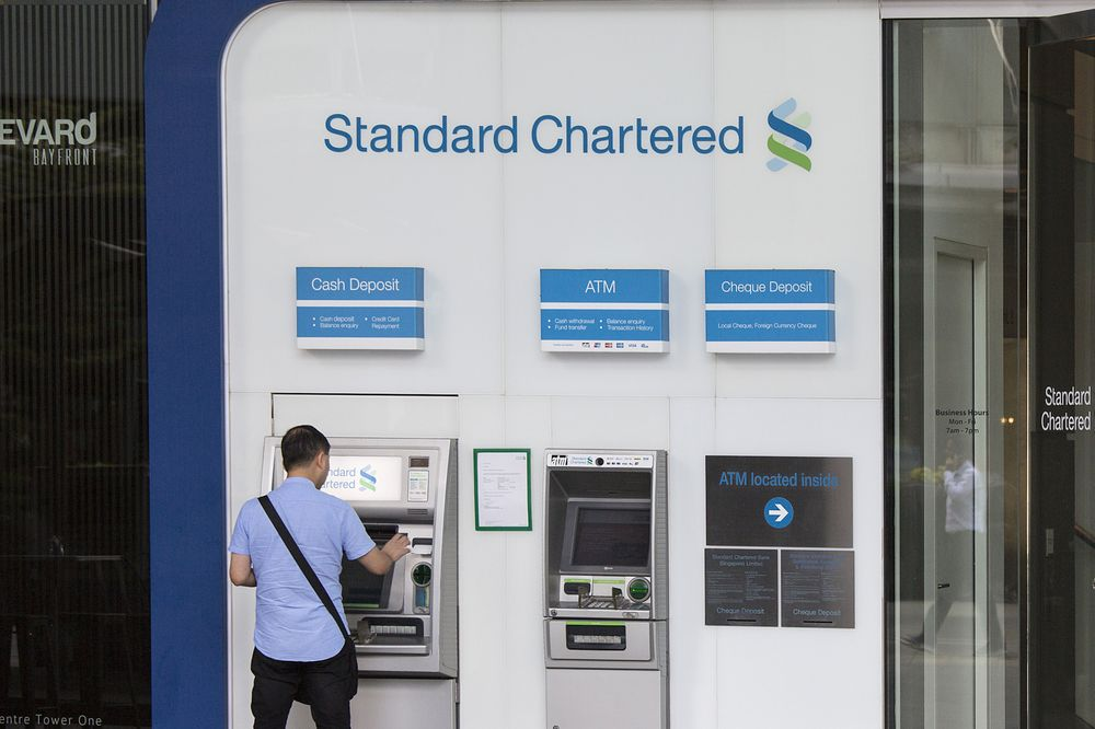 cach kich hoat the standard chartered