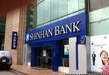 cach lay lai so tai khoan shinhan bank