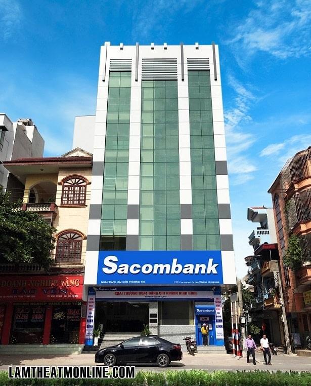 Tra Cứu Chi Nhánh Ngân Hàng Sacombank Nhanh Nhất, Chi Nhánh Ngân Hàng Sacombank Gần Nhất