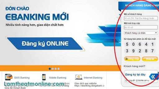 Cach dang ky internet banking dong a