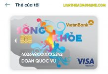 Cach lam the ghi no vietinbank