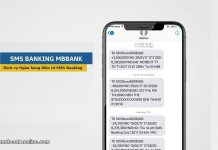 Cach dang ky sms banking mbbank