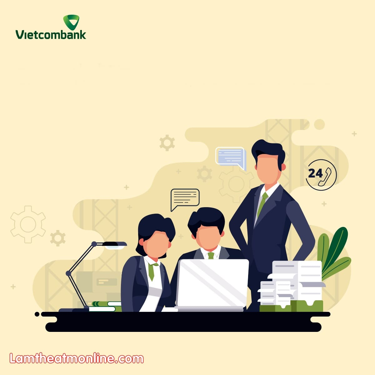 Kiem tra the vietcombank con su dung duoc khong