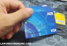 Cách kích hoạt thẻ acb