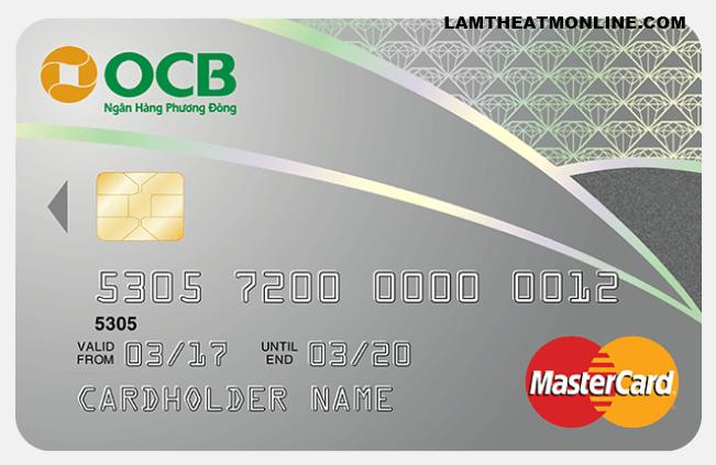 Cách thanh toán thẻ tín dụng ocb