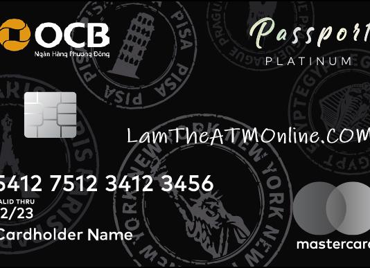 Hạn mức thẻ tín dụng ocb