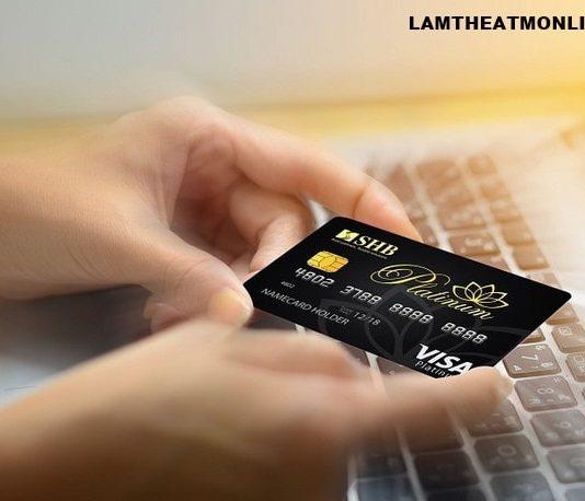 Thẻ shb rút được bao nhiêu tiền