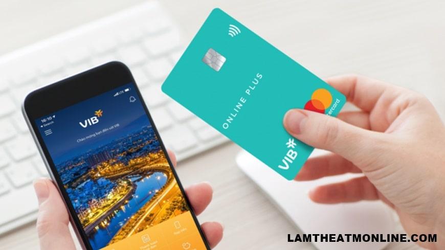 Thẻ tín dụng vib có chuyển khoản được không