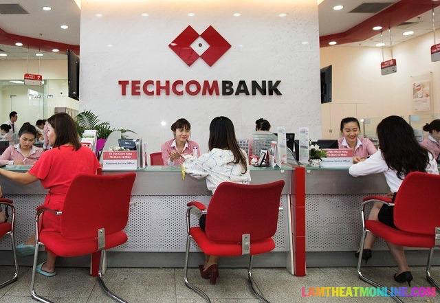 Làm thẻ techcombank