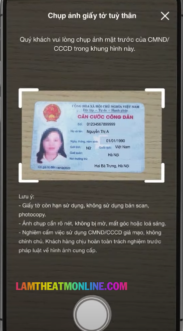 Làm thẻ techcombank online