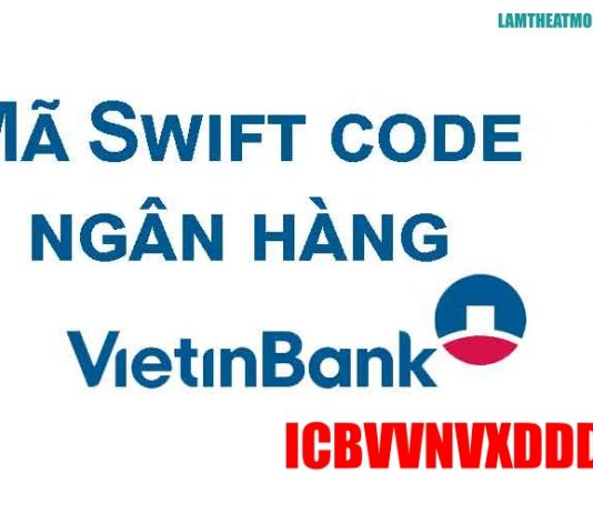 Swift code vietinbank