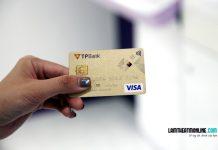 Ứng tiền thẻ tín dụng tpbank